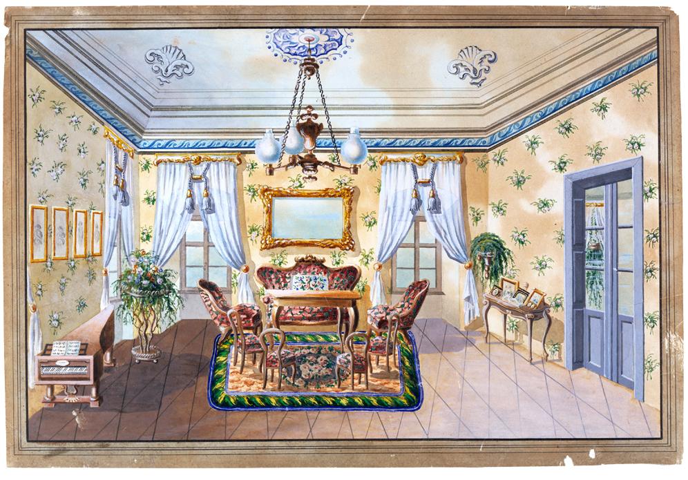 Oriental Style Home Decor