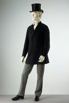 Victorian Man's outfit