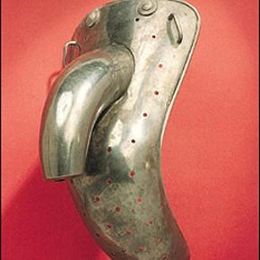 Male anti-masturbation device, 1880-1920. © Science Museum, London