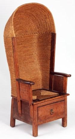 Afbeeldingsresultaat voor hooded orkney chair