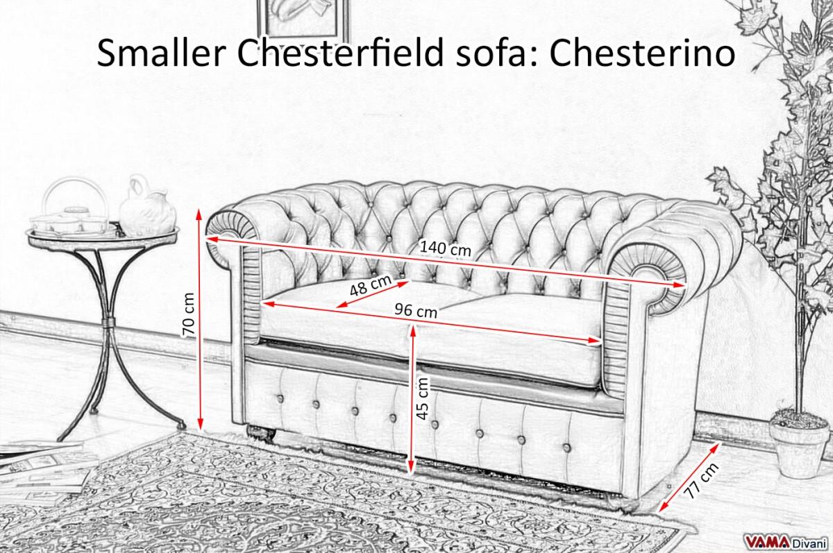 Chesterfield Sofa Dimensions Chesterone Sofa Deeper