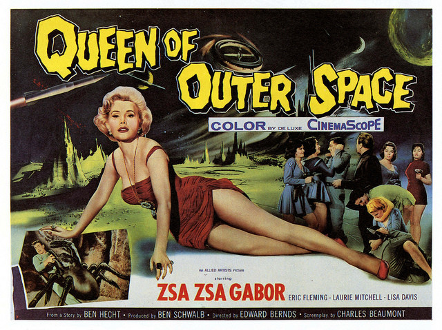 La Reina del Espacio Exterior