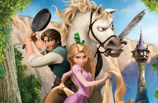 Enredados de Walt Disney