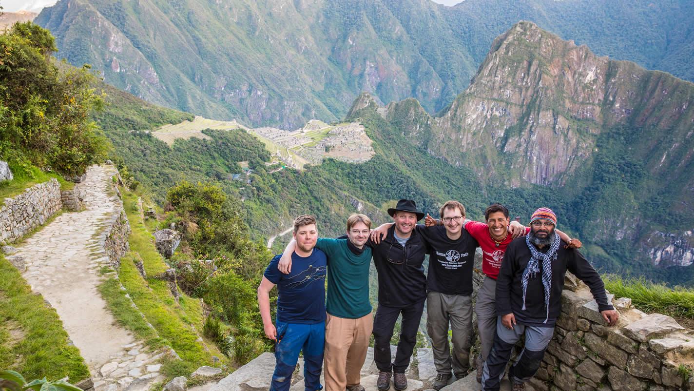 Camino Inca Machu Picchu 05 Días