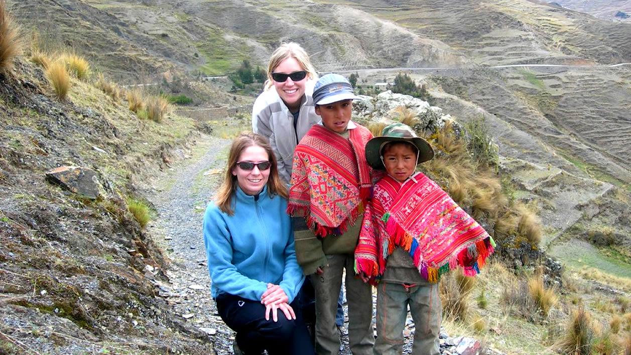 Lares Trek Machu Picchu 04 Dias