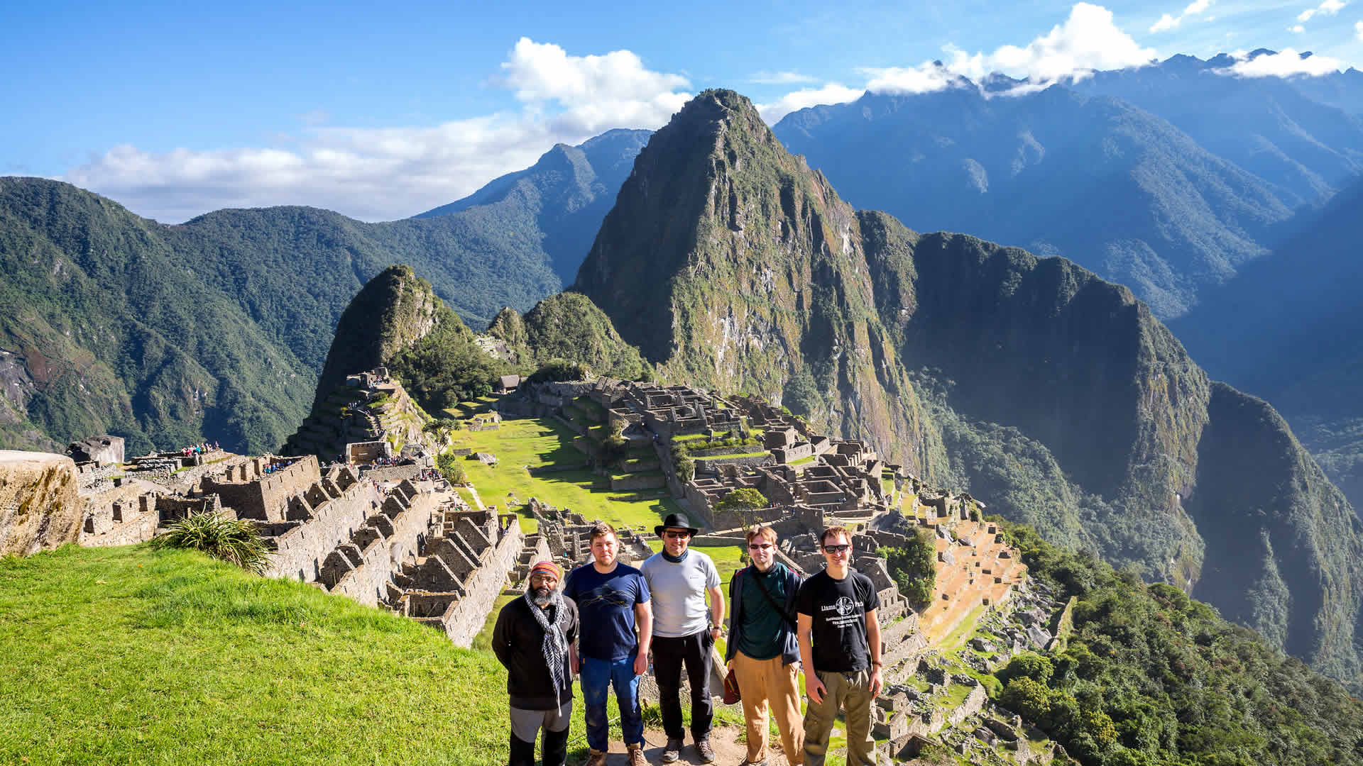 South Valley and Machu Picchu 05 Days