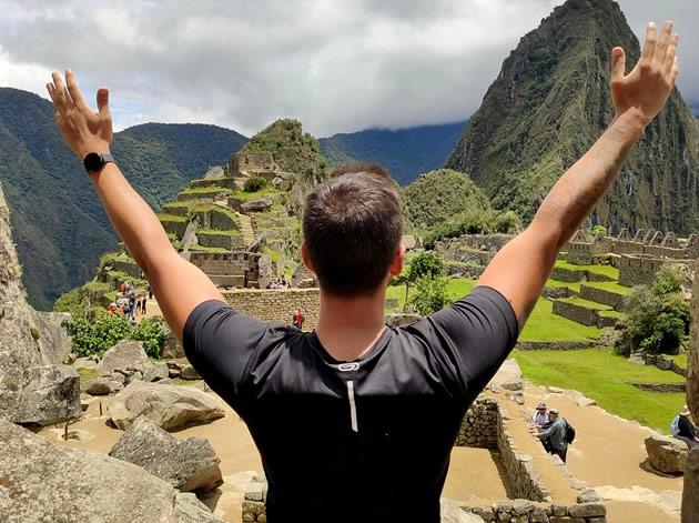 Machu Picchu Maras Moray