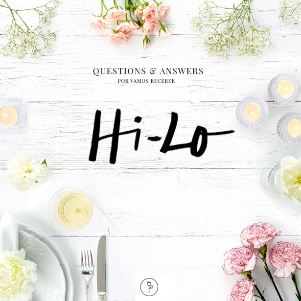 questions and answers - hi-lo