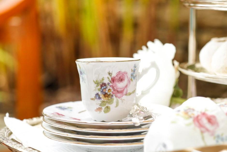 xícara ilha das flores