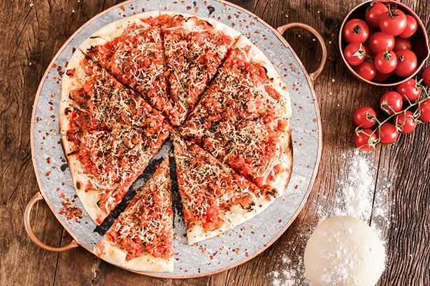 pizza de calabresa felissimo