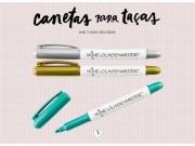 canetas para taças