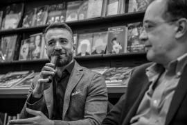 Conferenza Stampa: Antonio Lanzetta e I figli del Male