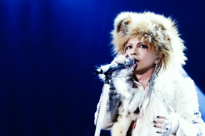 hyde at 2018 L'ArChristmas