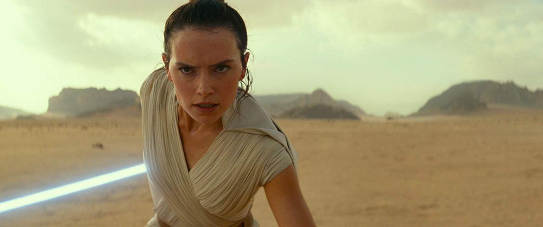 poster Star Wars- Episode IX - l'ascesa di Skywalker (2019) Rey