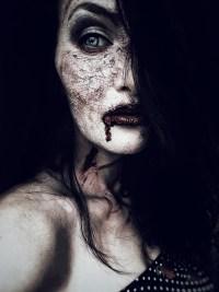 Pestilentia di Stefano Mancini zombie donna