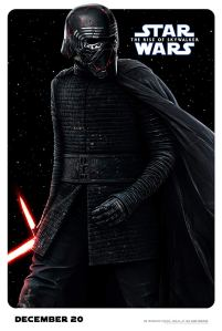 poster Star Wars- Episode IX - l'ascesa di Skywalker (2019) kylo Ren