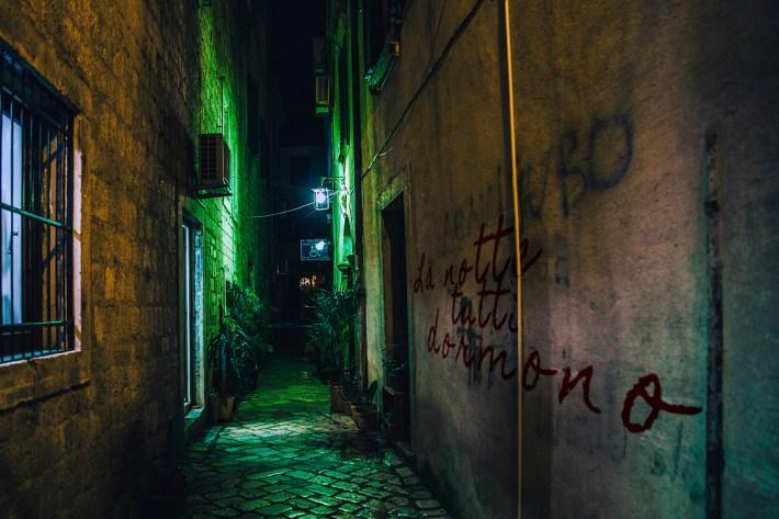 Tutti la notte dormono di Marco Scaldini – Quattro Racconti con il Morto