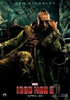 Ben Kingsley in Iron Man Three (2013)