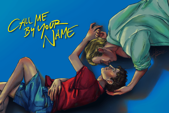 Call me by your name –