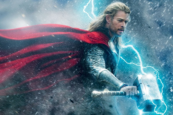 thor the dark wolrd cover image