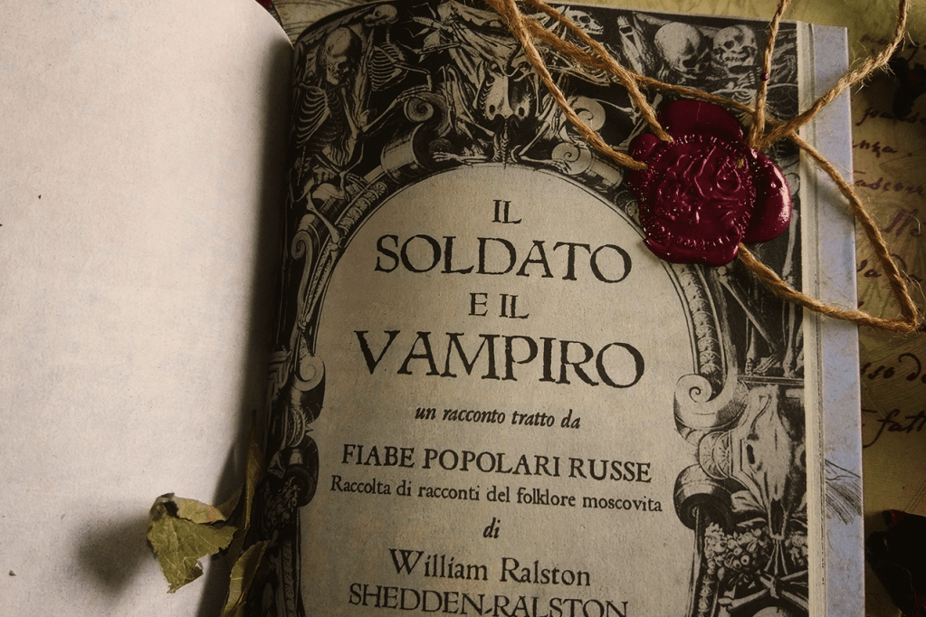 Il Soldato e il Vampiro di W.R.S. Ralston – Draculea