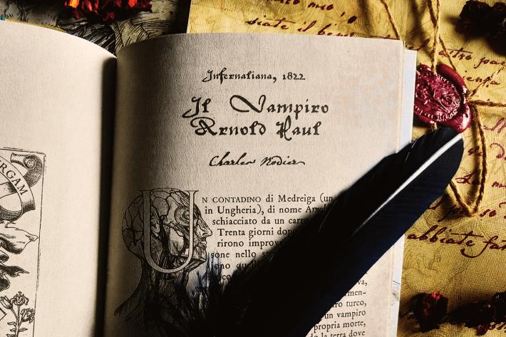 Il Vampiro Arnold Paul di Charles