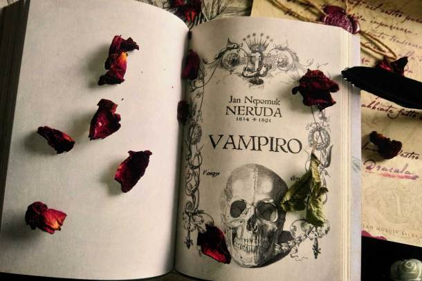 Vampiro di Jan Nepomuk Neruda –