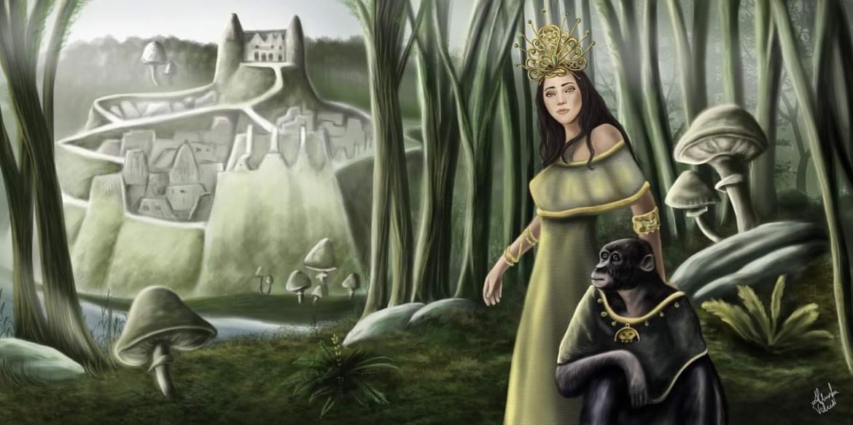 pirin civilization artbook