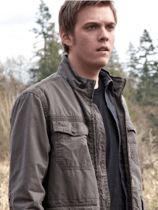 Jake Abel as Adam and later as Michael