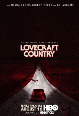 lovecraft country poster