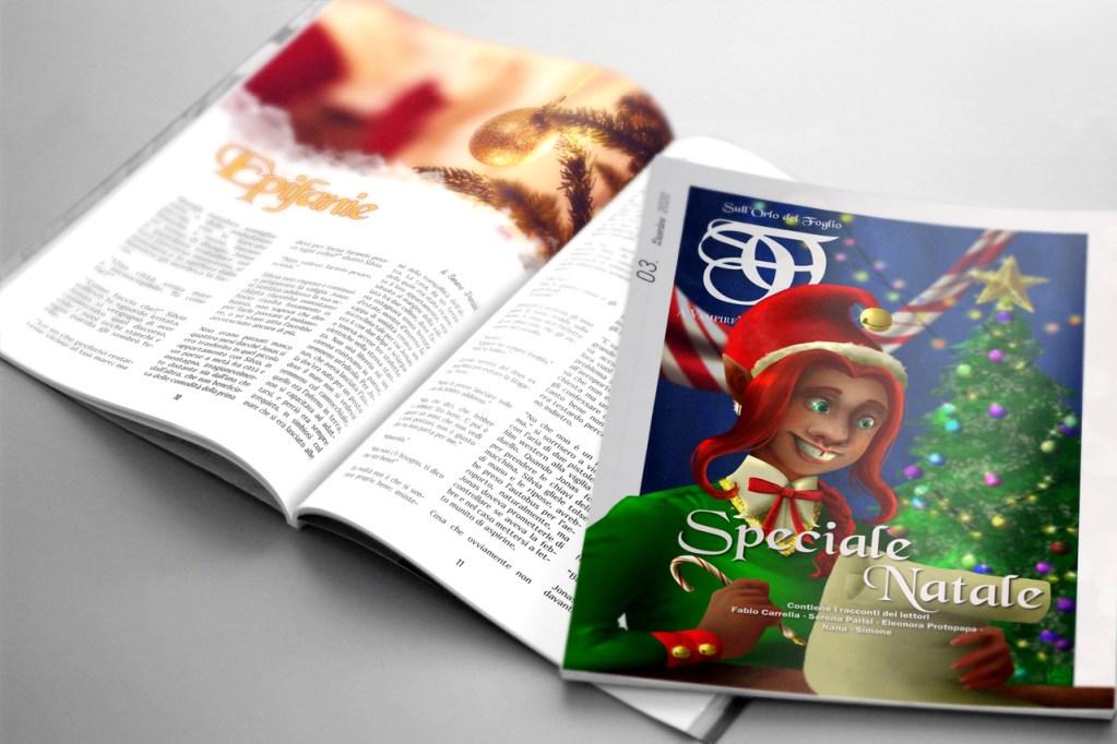 Sull'orlo del Foglio – Speciale Natale – Dicembre 2020