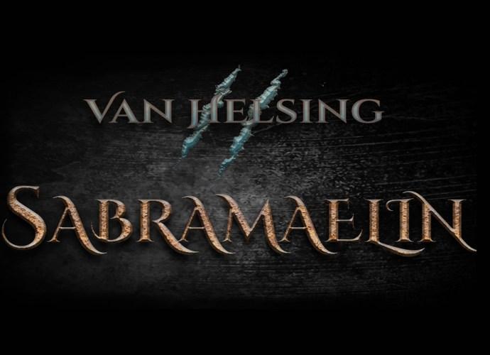 Sabramaelin: torna Van Helsing con il secondo volume della saga di Gianmario Mattei