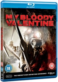 My Bloody Valentine blue ray