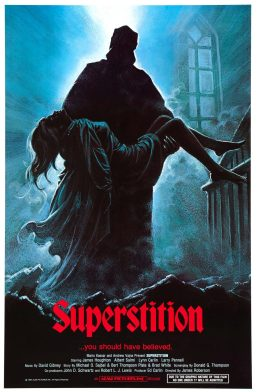 Supertition poster