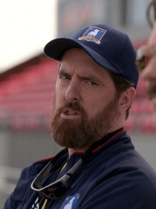 Brendan Hunt as Coach Beard in Ted Lasso