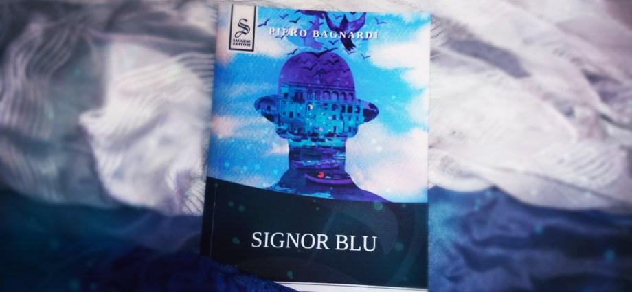 il signor blue Piero Bagnardi