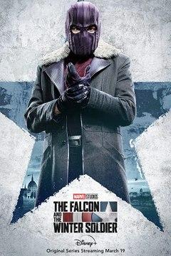 Daniel Brühl in The Falcon and the Winter Soldier (2021)
