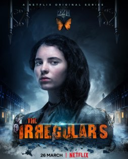 Darci Shaw in The Irregulars (2021)