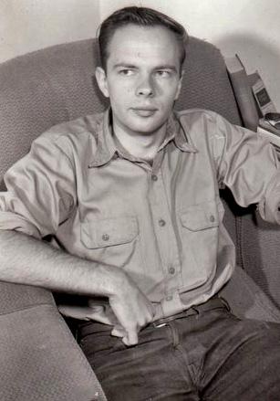 Philip K Dick in early 1960s