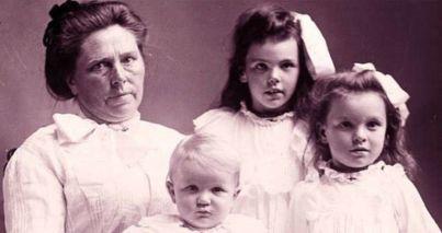 Belle Gunness e figli