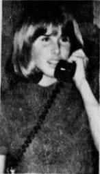 Image depicts Anita Luchessa. First published in US media May 1972