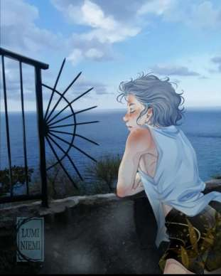 kieran and drake lumi niemi manga art