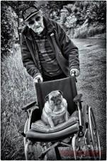 Herr Glaser / 83 Jahre alt / Leidet an Demenz im Endstadium(C)