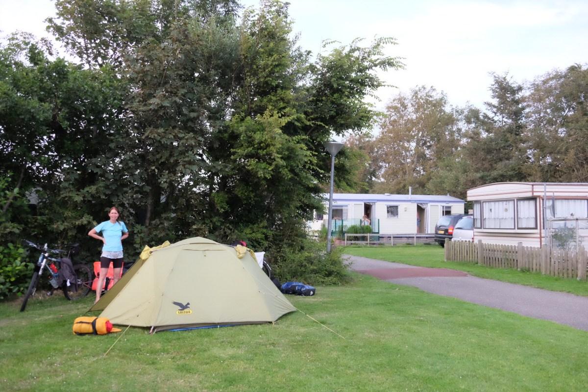 Nordseeküsten-Radweg Tag 5+6: Von Texel nach Harlingen
