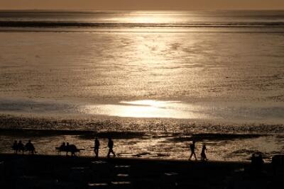 Nordseeküsten-Radweg Tag 14: Tagesausflug zur Insel Norderney