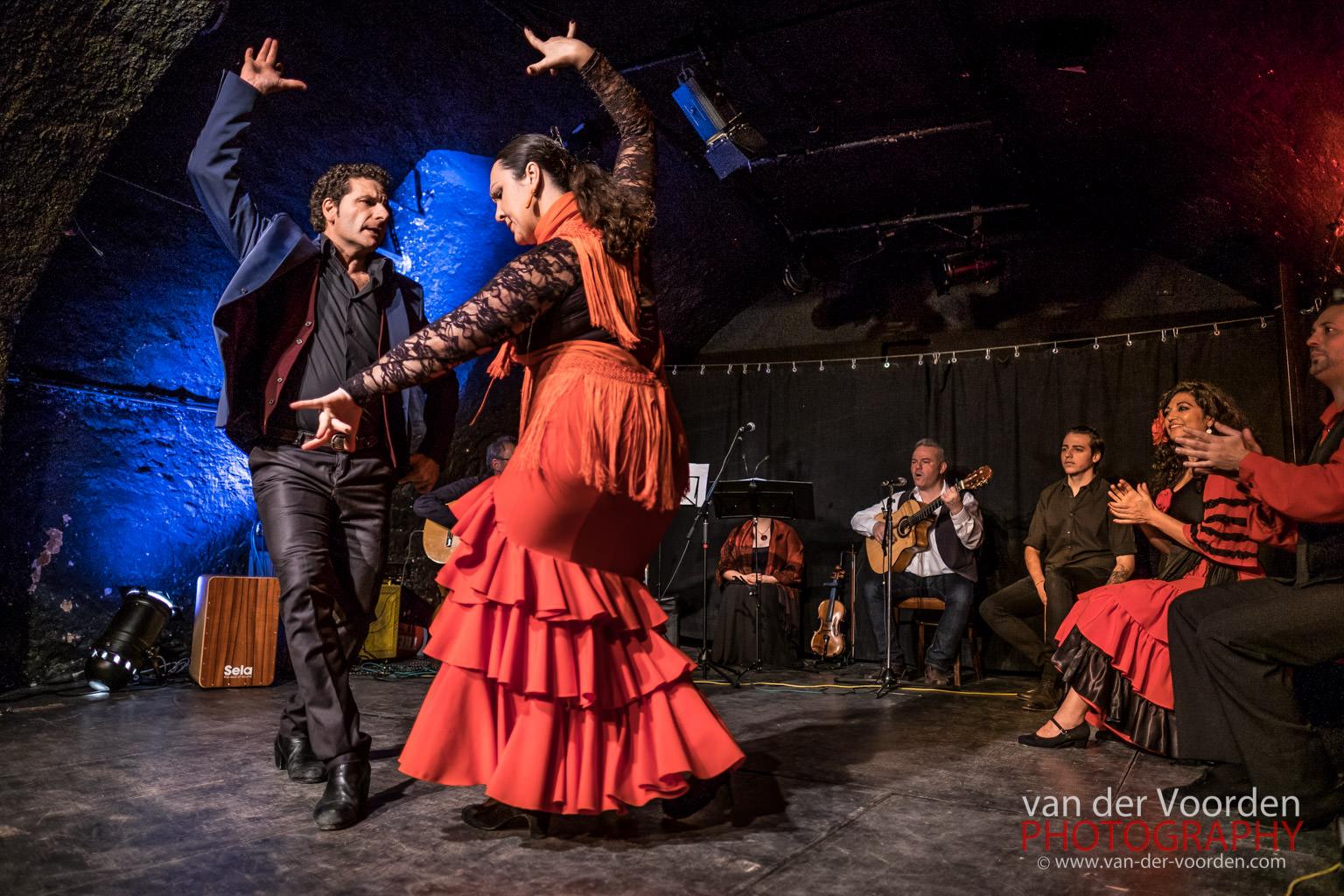 2015 Noche Andaluza @ Theater im Romanischen Keller Heidelberg