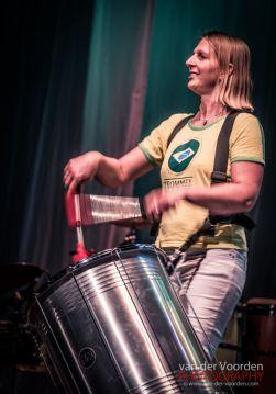 2016 Die Nacht der Trommel – Swingin Wiwa @ Palatin Wiesloch