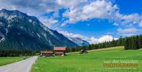 Wettersteingebirge (Hohe Munde 2.662 m) Richtung Leutasch