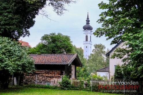 Blick aus unserem Klosterzimmer