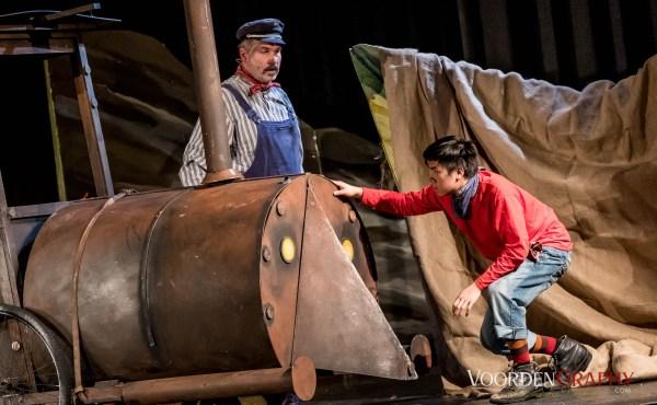 2016 Jim Knopf und Lukas der Lokomotivführer @ Capitol Mannheim
